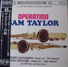 HIDEHIKO MATSUMOTO Hidehiko Matsumoto, Akira Miyazawa : Operation Sam Taylor album cover