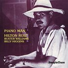 HILTON RUIZ Piano Man album cover