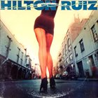 HILTON RUIZ Strut album cover