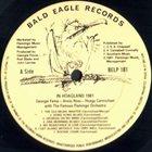 HOAGY CARMICHAEL In Hoagland 1981 album cover
