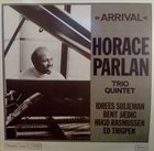 HORACE PARLAN Arrival album cover
