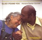 HORACE PARLAN Glad I Found You album cover