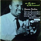 HORACE PARLAN On the Spur of the Moment album cover
