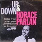 HORACE PARLAN Up & Down album cover