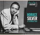 HORACE SILVER 14 Février 1959 album cover