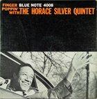 HORACE SILVER Finger Poppin' album cover