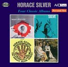 HORACE SILVER Four Classic Albums (New Faces New Sounds / Horace Silver & The Jazz Messengers / Horace-Scope / The Tokyo Blues) album cover