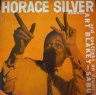 HORACE SILVER Horace Silver Trio album cover