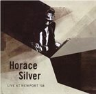 HORACE SILVER Live at Newport '58 album cover