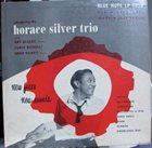 HORACE SILVER New Faces - New Sounds album cover