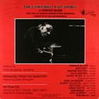 HORACE SILVER The Continuity Of Spirit album cover