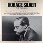 HORACE SILVER The Trio Sides album cover