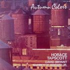 HORACE TAPSCOTT Autumn Colors album cover