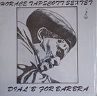 HORACE TAPSCOTT Dial 'B' For Barbara album cover