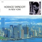 HORACE TAPSCOTT In New York album cover