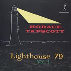 HORACE TAPSCOTT Lighthouse 79 Vol. 1 album cover
