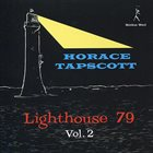 HORACE TAPSCOTT Lighthouse 79 Vol. 2 album cover