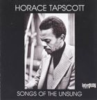 HORACE TAPSCOTT Song Of The Unsung album cover