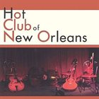 HOT CLUB OF NEW ORLEANS Hot Club Of New Orleans album cover