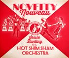 HOT SHIM SHAM ORCHESTRA Novelty Nouveau album cover