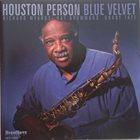 HOUSTON PERSON Blue Velvet album cover