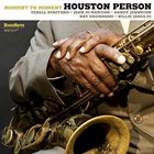 HOUSTON PERSON Moment to Moment album cover