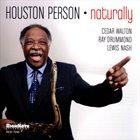 HOUSTON PERSON Naturally album cover