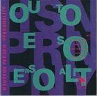 HOUSTON PERSON Personality album cover