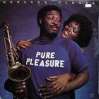 HOUSTON PERSON Pure Pleasure album cover