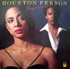 HOUSTON PERSON Suspicions album cover