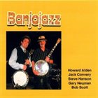 HOWARD ALDEN BanjoJazz album cover