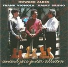 HOWARD ALDEN Howard Alden / Frank Vignola / Jimmy Bruno : Concord Jazz Guitar Collective album cover