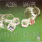 HOWARD ALDEN Howard Alden, George Van Eps ‎: Seven And Seven album cover