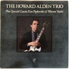 HOWARD ALDEN The Howard Alden Trio Plus Special Guests Ken Peplowski & Warren Vaché album cover