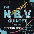 HOWARD LEVY From the Vaults, Vol. 2: The NBV Quintet (1980-1983) album cover