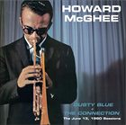 HOWARD MCGHEE Dusty Blue + The Connection album cover