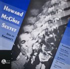 HOWARD MCGHEE Live At Emerson`s album cover