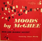 HOWARD MCGHEE Moods By McGhee album cover