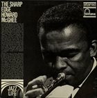HOWARD MCGHEE The Sharp Edge (aka Shades Of Blue) album cover