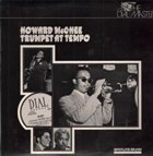 HOWARD MCGHEE Trumpet At Tempo album cover