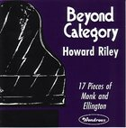 HOWARD RILEY Beyond Category album cover
