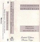 HOWARD RILEY Fingerprints album cover