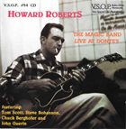 HOWARD ROBERTS The Magic Band Live at Donte's album cover