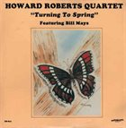HOWARD ROBERTS Turning to Spring album cover