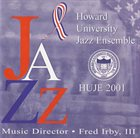 HOWARD UNIVERSITY JAZZ ENSEMBLE 2001 album cover