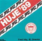 HOWARD UNIVERSITY JAZZ ENSEMBLE '89 album cover