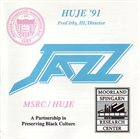 HOWARD UNIVERSITY JAZZ ENSEMBLE '91 album cover