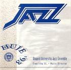 HOWARD UNIVERSITY JAZZ ENSEMBLE '93 album cover