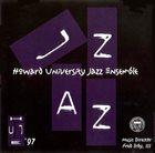 HOWARD UNIVERSITY JAZZ ENSEMBLE '97 album cover