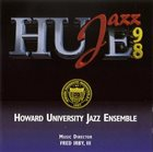 HOWARD UNIVERSITY JAZZ ENSEMBLE '98 album cover
